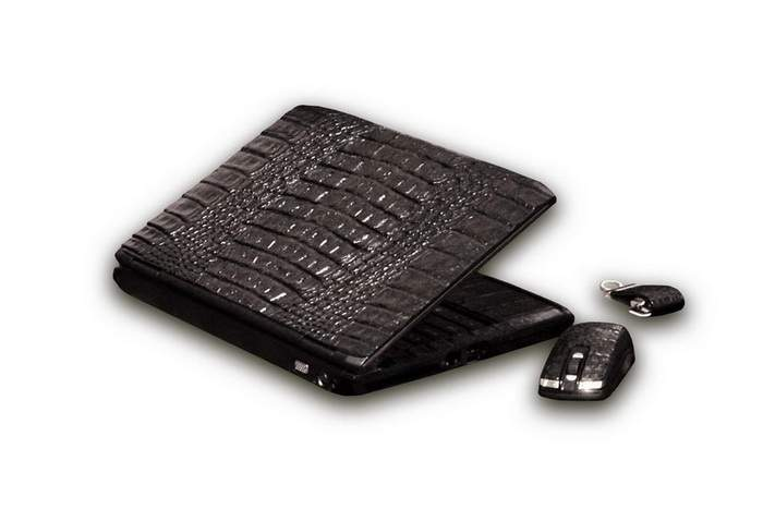 MJ Luxury Laptop, Mouse & USB Flash Drives