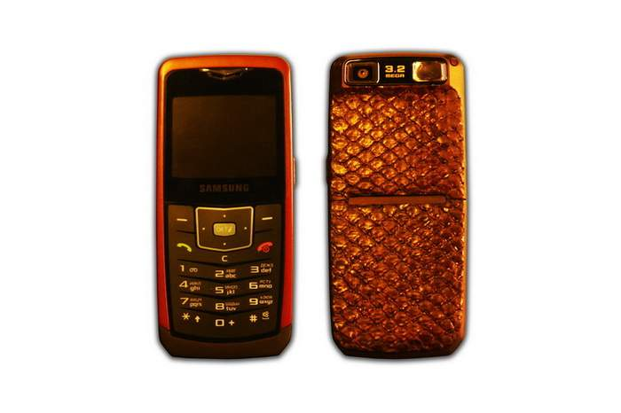 MJ Tuning Mobile Phone - Samsung U100, Karung & Viper Genuine Leather