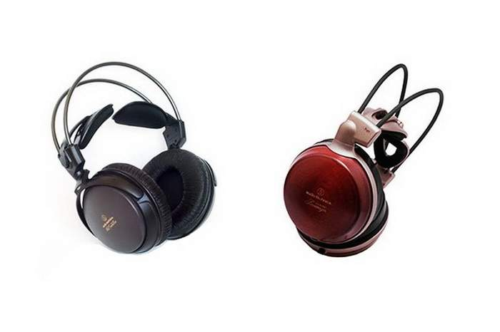 MJ Wooden Headphone - Blackwood, Mahogany